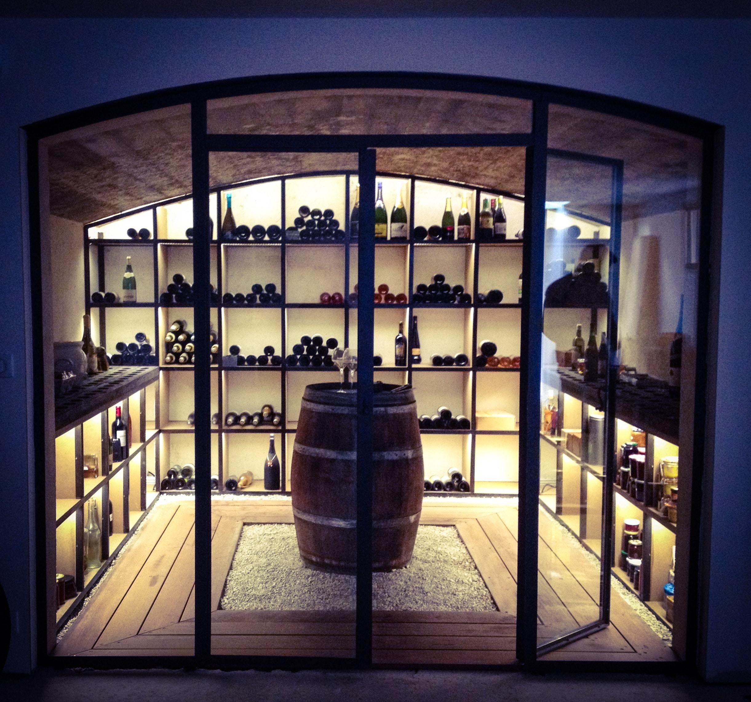 Faites le bon choix pour votre cave vin - Bien choisir sa cave a vin ...