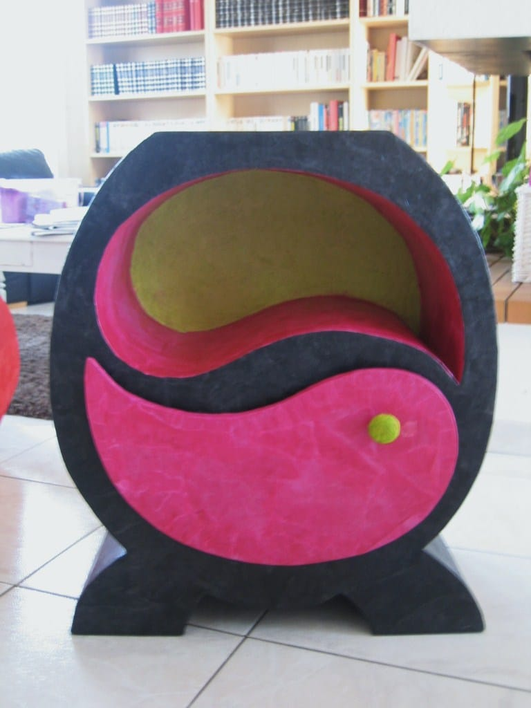 Comment fabriquer des meubles en carton - Meuble carton design ...