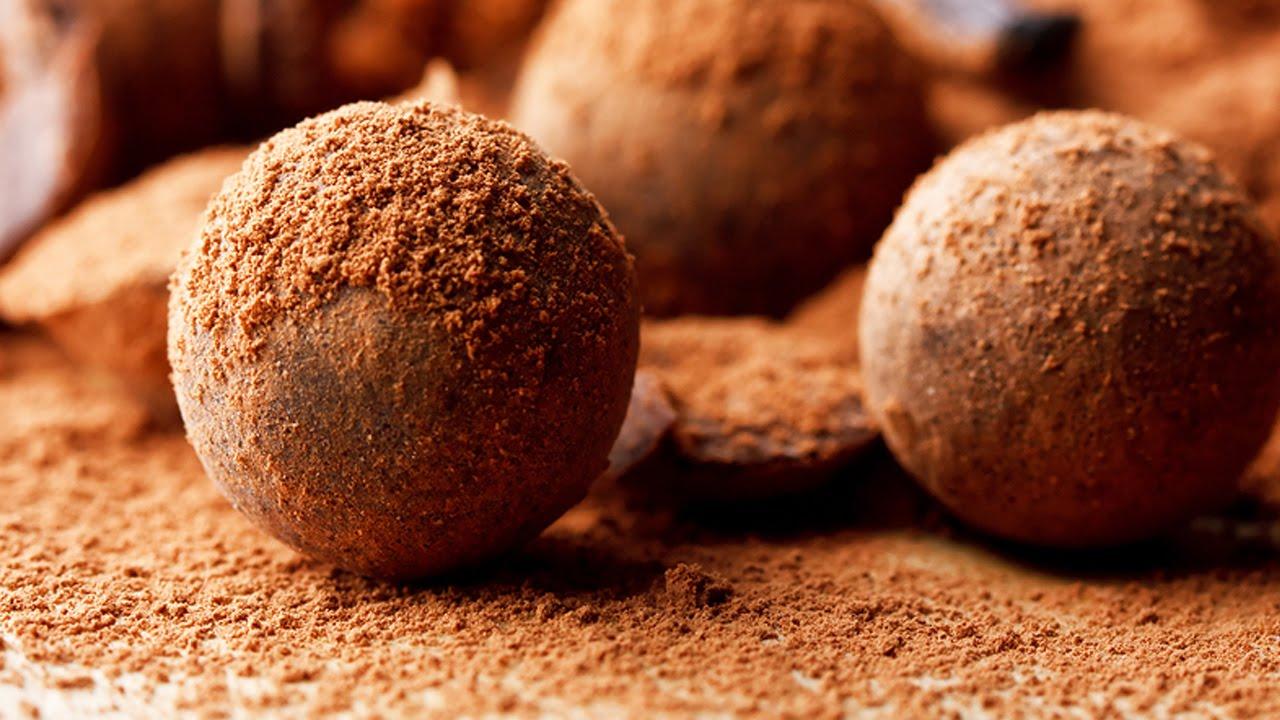 Truffes au chocolat faciles, c'est tout à fait possible !