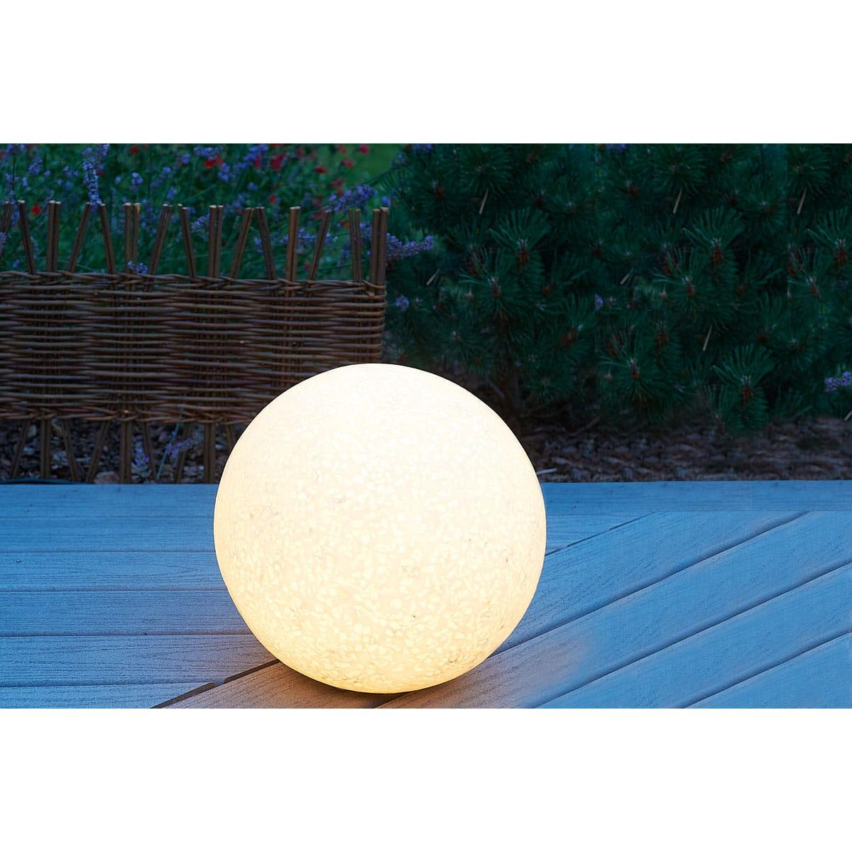 Boule lumineuse ext rieur la liste des petites astuces for Boule lumineuse exterieur