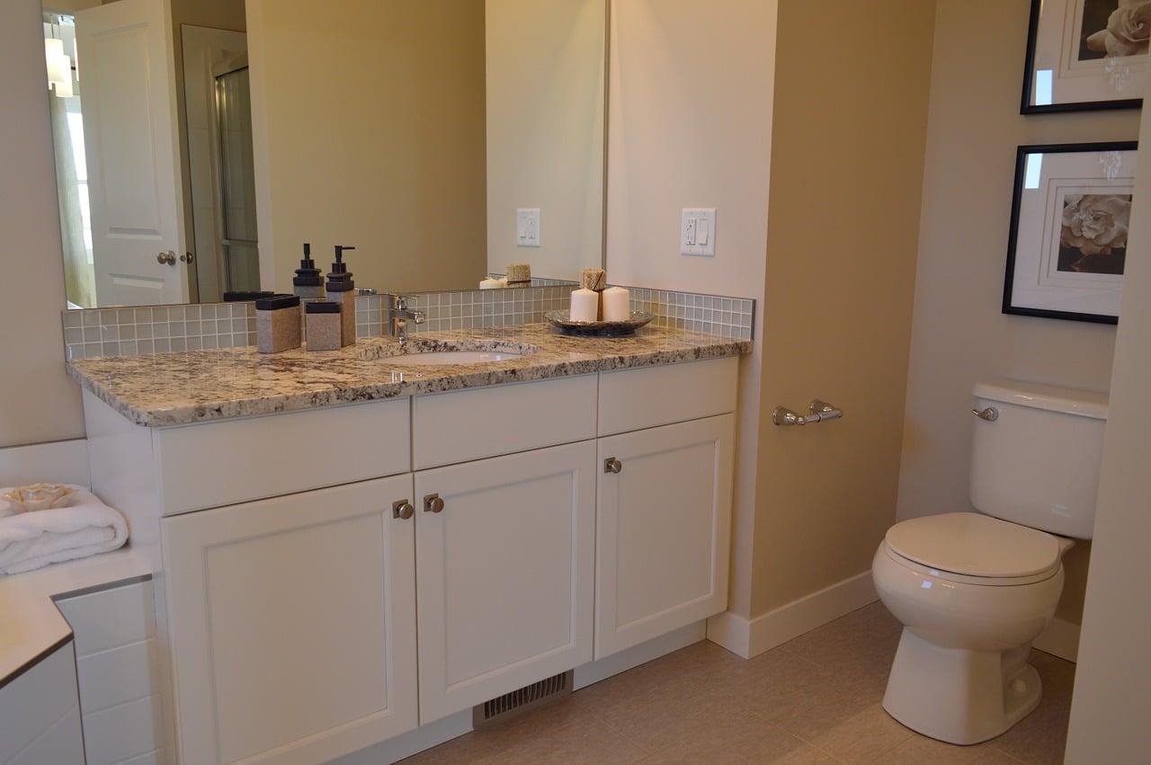 Un WC sans bride pour améliorer l'hygiène