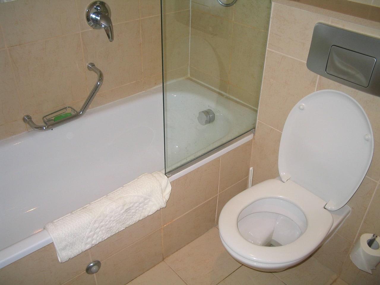 les avantages d'un wc sans bride