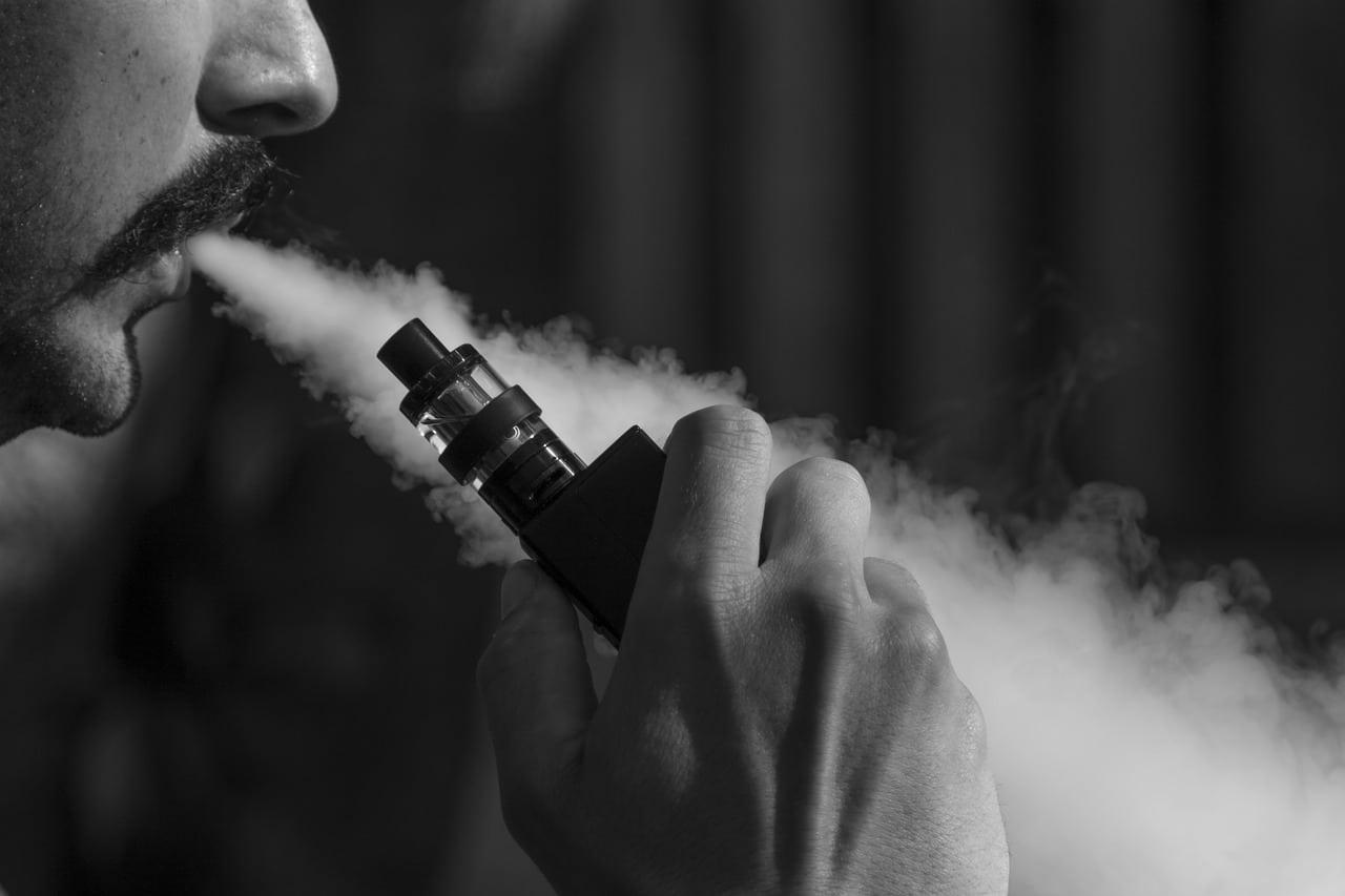 Le kit pour cigarette électronique
