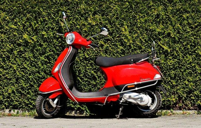 assurance d'un scooter